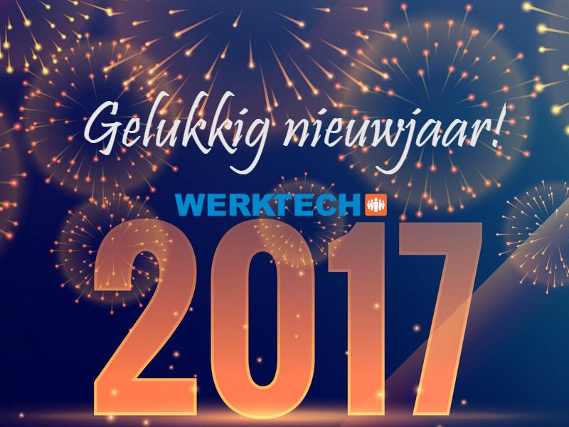 WT nieuwjaar 1 Gelukkig nieuwjaar!